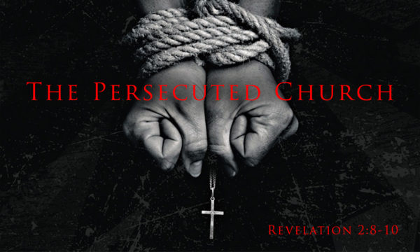The Persecuted Church Image