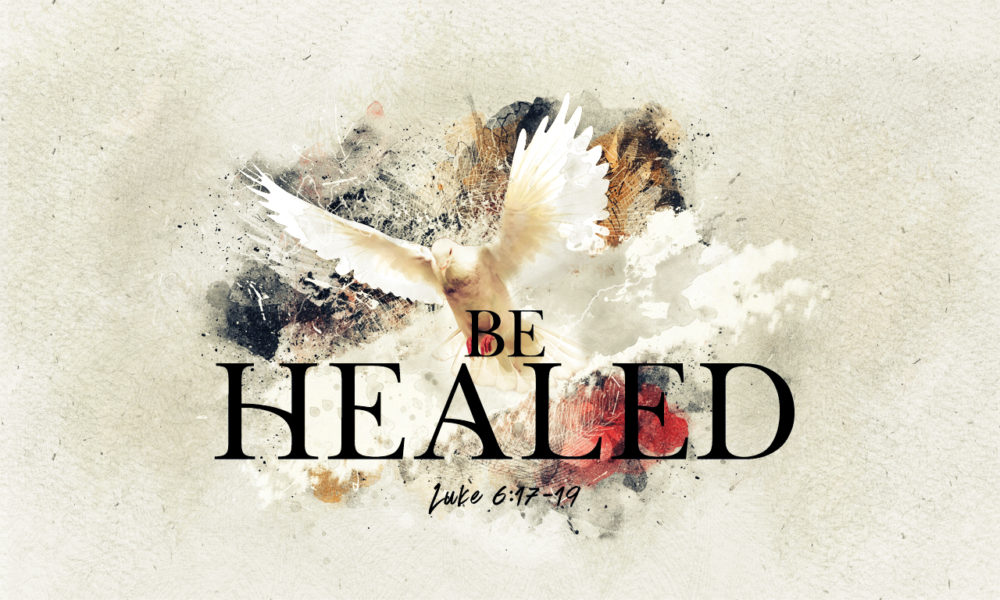 Be Healed Image